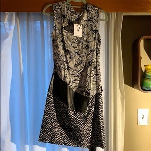DVF Diane von furstenberg NWT size 10 dress